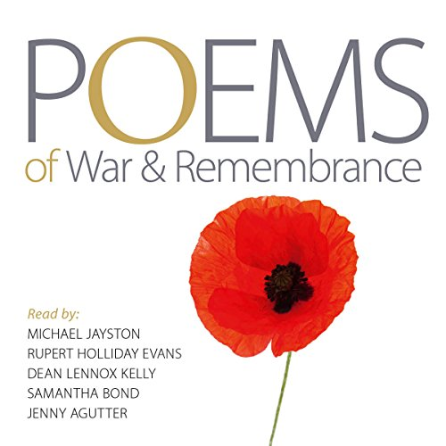 Poems of War and Remembrance  Audiolibri