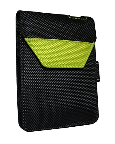 Saco Laptop hard disk plug and play pouch sleeve bag for Xpro 2.5-inch SATA Laptop portable external harddisk casing - Green  available at amazon for Rs.160