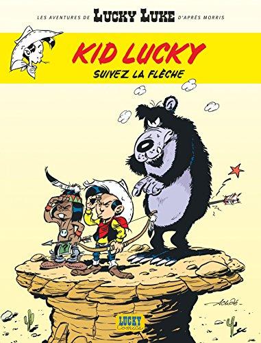 Aventures de Kid Lucky d'après Morris (Les) - Tome 4 - Kid Lucky - tome 4 par Achdé