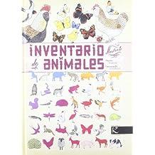 Inventario ilustrado de animales (Ciencia-Animales extraordinarios)