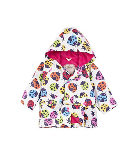 Hatley Baby Girls' Mini Printed Raincoat
