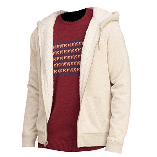 hollister-herren-textured-sherpa-lined-hoodie-kapuzenpullover-strickjacke-grosse-m-creme-624973687