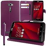 Asus Zenfone 2 Laser ZE600KL/ ZE601KL 6' Étui HCN PHONE Housse Portefeuille Etui...