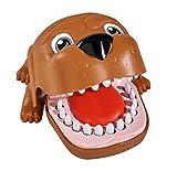 Simba 106064050 - Games & More Bulldog Biss Finger 18 cm