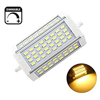 30w dimmerabile r7s proiettore led lampadina 118mm bianco for R7s 150w led