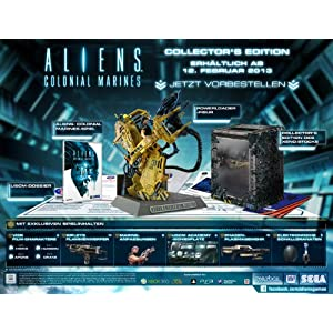 Aliens: Colonial Marines Limited Edition – [PC]