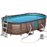 piscina bestway ovale 427x250x100cm