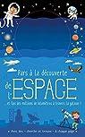 Pars à la découverte de l'espace par Éditions Fleurus
