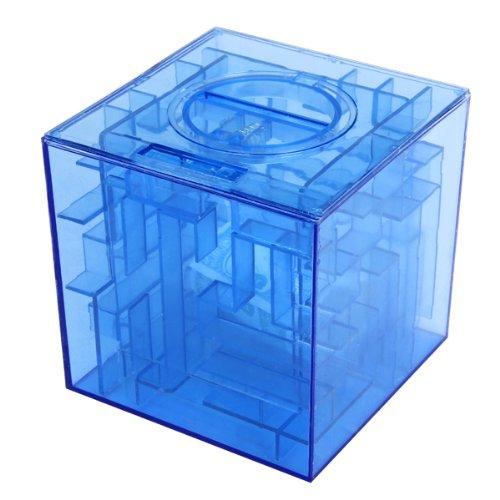 Geld Labyrinth Bank 3d Puzzle Box Münze Geschenk Holder
