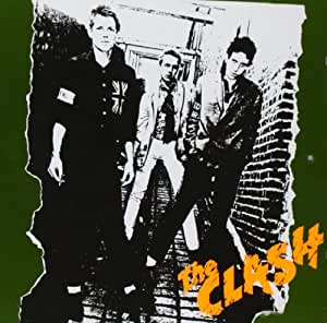 Image result for the clash the clash album cover amazon