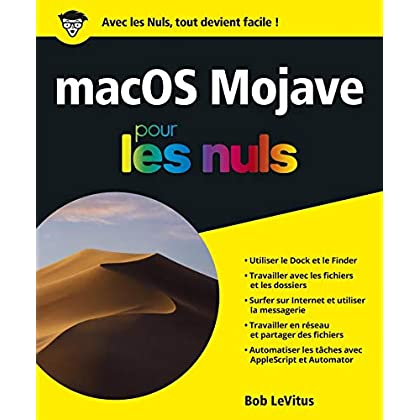 macOS Mojave pour les Nuls, grand format