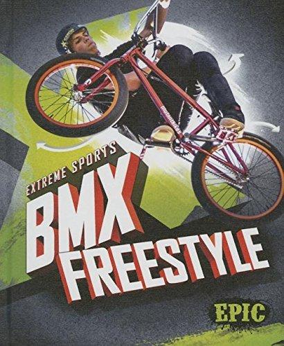 BMX Freestyle (Extreme Sports) by Thomas K Adamson (2015-08-01)