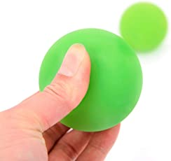 High Quality Pet Glow Ball Outdoor Dog Toy Balls Bite Resistant Pet Toy