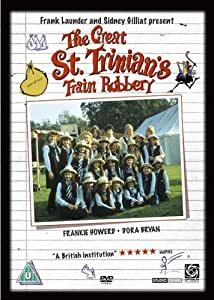 St. Trinians - The Great St. Trinians Train Robbery [DVD]