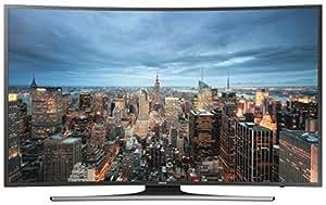 Samsung JU6550 101 cm (40 Zoll) Curved Fernseher (Ultra HD, Triple Tuner, Smart TV)