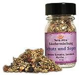 Terra Altra - Räuchermischung - Magisch: Schutz und Segenin Weithalsflasche 11g