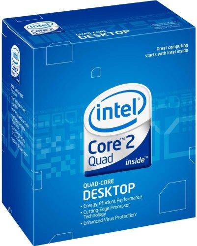 Deals For Intel Core 2 Quad (Q6700) Processor – 2.66GHz 8192KB L2 Cache 1066MHz FSB (Boxed) Online