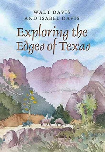 [(Exploring the Edges of Texas)] [By (author) Walt Davis ] published on (March, 2010)