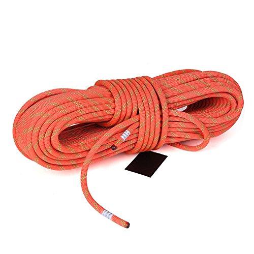 Dometool uk climbing ausiliario corda statica corda di salvataggio di corda di sicurezza, diametro 10 mm