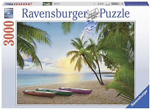 Ravensburger Italy Puzzle in Cartone, 17071