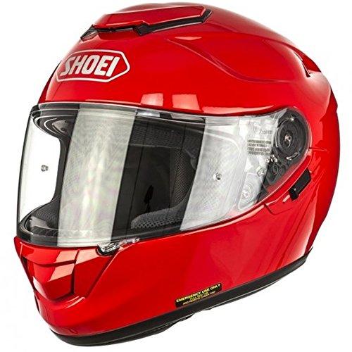 Preisvergleich Produktbild Neue Shoei GT Luft leuchten rot Motorradhelm XXL 63cm