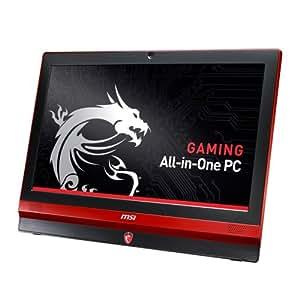 "MSI Gaming 24GE 2QE IPS-002EU Ordinateur de bureau Tout-en-Un Non tactile 23"" (58,4 cm) Noir (Intel Core i7, 16 Go de RAM, 1 To, Nvidia GeForce GTX 960, Windows 8.1)"