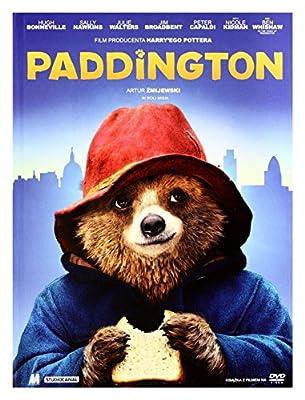 Paddington [DVD]+[KSIĄŻKA] [Region 2] (IMPORT) (Keine deutsche Version)