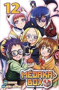 Médaka-Box Edition simple Tome 12
