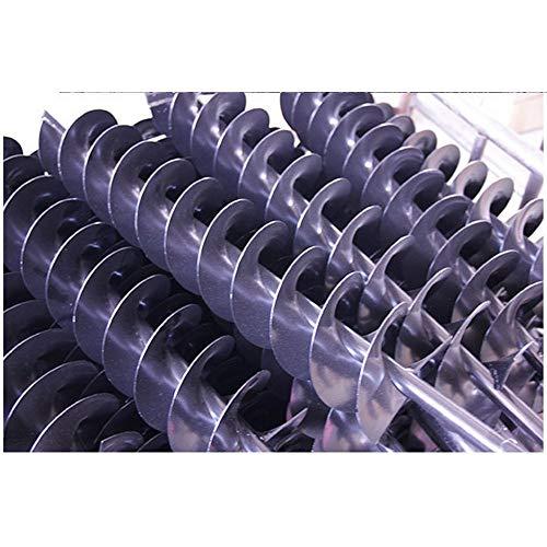longxing - Broca de perforación para Taladro de Gasolina, 52 CC, 63 CC, y Broca de Taladro Individual o Doble Cuchillas de 4 a 33 cm