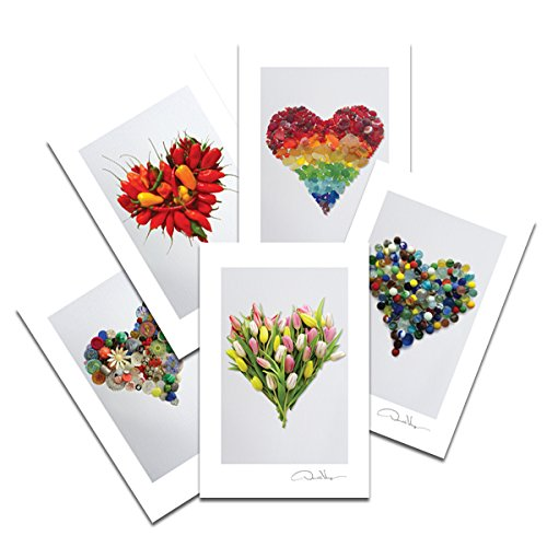 Love # 3Postkarte Prints. 10, 4x 6, 2Stück je. Beste Qualität Geschenke, Geburtstag Karten, Thank You Notes & Einladungen. Einzigartige Weihnachten und Valentinstag Geschenke für Frauen, Männer und Kinder aller Altersstufen