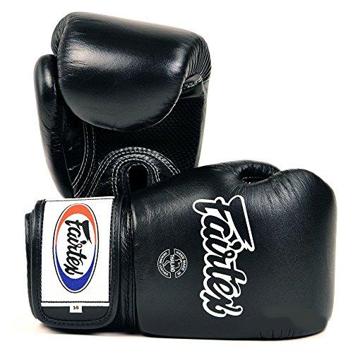 fairtex-bgv1-b-transpirable-guantes-de-boxeo-para-adulto-negro-negro