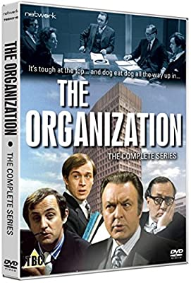 The Organization - The Complete Series [DVD]
