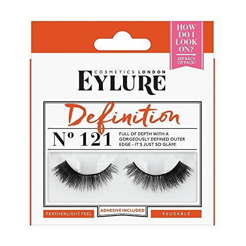 (Eylure Definition Lash No. 121, 1er Pack (1 x 2 Stück))