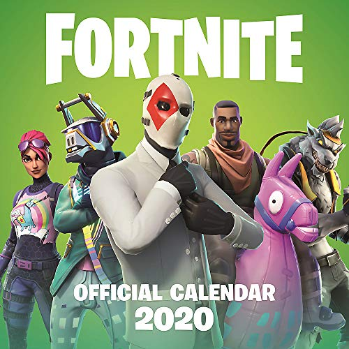 FORTNITE Official 2020 Calendar (Official Fortnite Books)