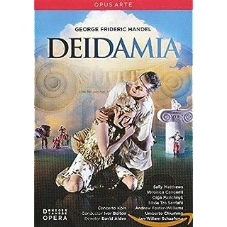 Handel: Deidamia (De Nedelandse Opera) (Sally Matthews/ Veronica Cangemi/ Olga Pasichnyk/ Concerto Köln/ Ivor Bolton/ David Alden) (Opus Arte: OA1088D) [DVD] [2012] [NTSC]