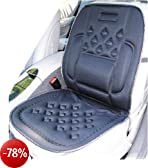 Medipaq® Car Seat SUPPORT Cushion - 24 Air-Flow Pockets - 8 Magnets + BACK and SIDE Supports! by Medipaq