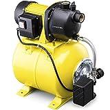 TROTEC Pompa per uso domestico TGP 1025 E, 1.000 W/ 3.300 litri l'ora, IP44