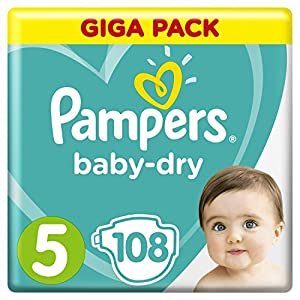 Pampers Baby Dry Giga Pack