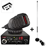 Thunderpole T-800 + Apollo Mag Kit Aerial | 12v AM/FM CB Radio