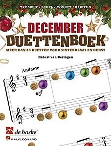 December duettenboek trumpet / cornet / baritone / euphonium / flugel horn / tenor horn