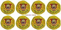 Famous Madurai Pandian Appalam | Papad - Pack of 8 x 100gm (800 gm)