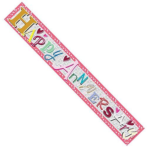 Happy Anniversary banner-2pk