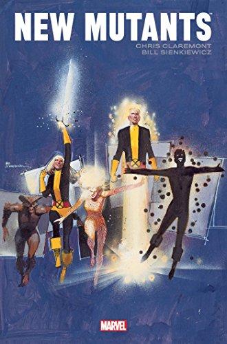 Les nouveaux mutants par Claremont et Sienkiewicz