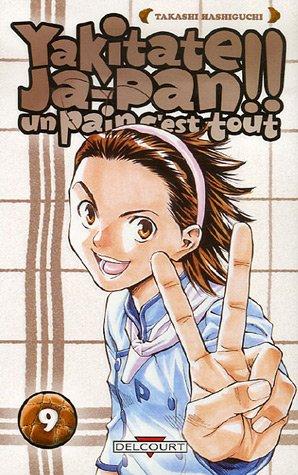 Yakitate Ja-pan!! Un pain c'est tout Vol.9