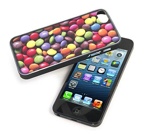Tucano IPH5-DF-BNB Delikatessen Hartschalencase für Apple iPhone 5/5S Bonbons Multi