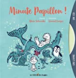 minute papillon 1cd audio
