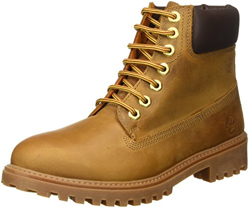 Lumberjack River, A Collo Alto Uomo, Giallo (M0001 Yellow/Dk Brown), 41 EU