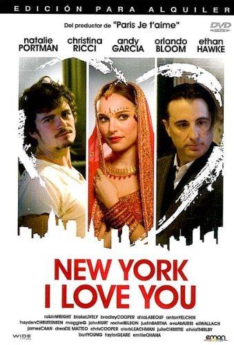 New York I Love You (Import Dvd) (2010) Natalie Portman; Blake Lively; Orlando