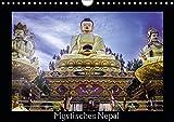 Mystisches Nepal - Am Fuße des Himalaya (Wandkalender 2019 DIN A4 quer): Landschaft, Kultur und Tempel (Monatskalender, 14 Seiten ) (CALVENDO Orte)