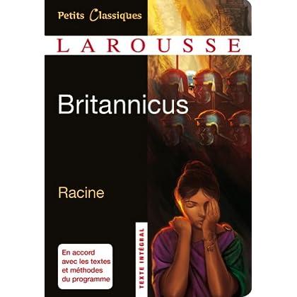 Britannicus (Petits Classiques Larousse)